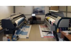 Печать баннеров, бренд воллов, бордов, троллов, ситилайтов, полотен, оракала (в т. ч. перфорированный).