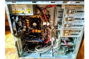 Компьютер в отличном состоянии, Asus, LG, Intel Core, видеокарта