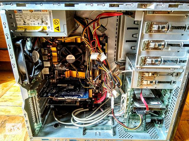 продам Компьютер в отличном состоянии, Asus, LG, Intel Core, видеокарта бу в Тернополе