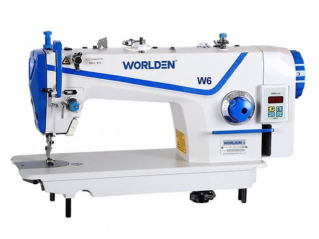 Промышленная швейная машина WORLDEN W6-HD-7 (стежек 7мм)- объявление о продаже  в Полтаве