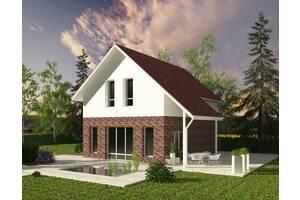 3D визуализация экстерьеров домов, киосков, летних площадок