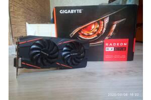 Продаётся видеокарта Gigabyte 570 на 4Гб
