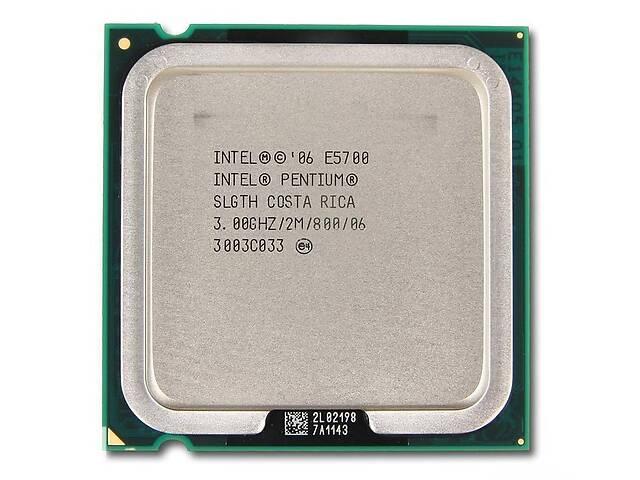 продам Intel Core Duos E5700 3,20 GHz процессор на 775 socket бу в Полтаве