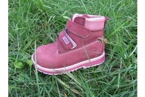 Кожаные ботинки Bebetom