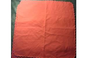 салфетка сервировочная хлопок кант, 43 см, оранжевая охра, 2 шт. торг
