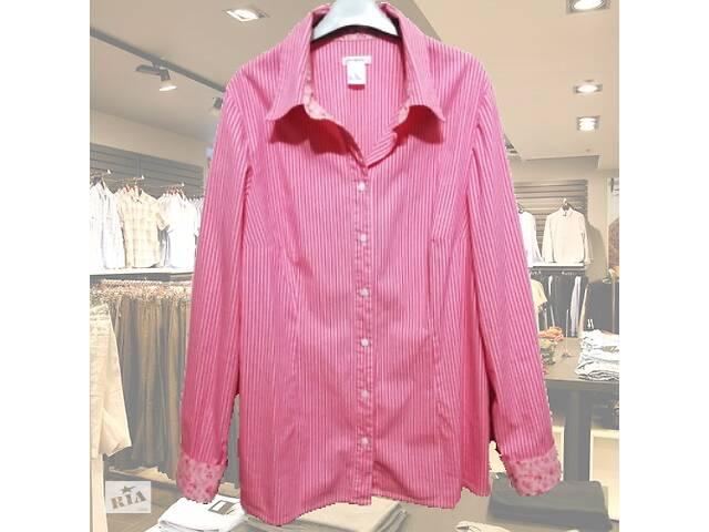купить бу Рубашка женская в полоску в Одессе