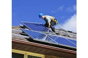 Потрібні монтажники сонячних панелей(батарей)