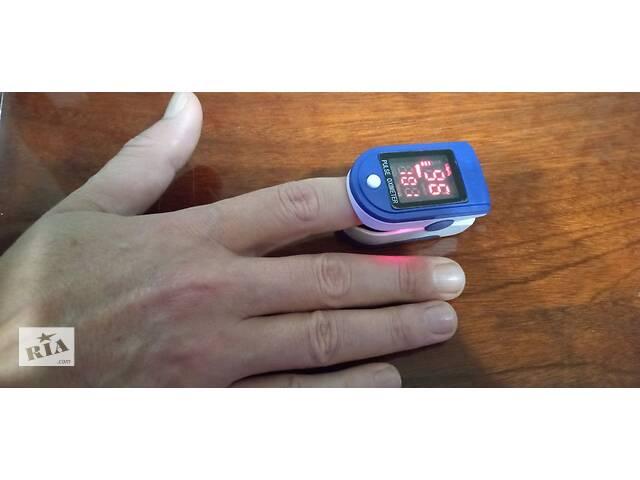 купить бу Пульсоксиметр Fingertip Pulse Oximeter в Полтаве
