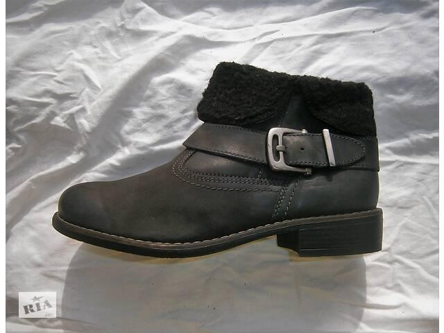 продам Ботинки низкие зима Caprice бу в Долине