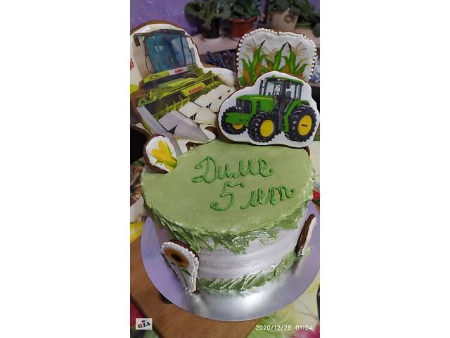 продам Тортики для праздника бу в Песочине