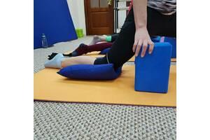 Подушки для растяжки под ногу,под колено для художественной гимнастики