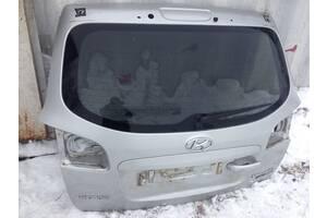 Б/у крышка багажника для Hyundai Santa FE 2009-2012