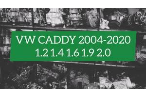 Volkswagen Caddy 2004-2019 1.6 TDI 1.9 TDI 2.0 TDI 2.0 TDI 4motion
