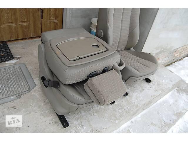 купить бу Передние сиденья для Renault Scenic в Любомле