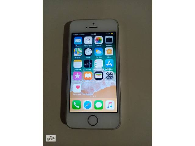Продажа телефона айфон 5s на 16гб(оригинал)- объявление о продаже  в Краматорске