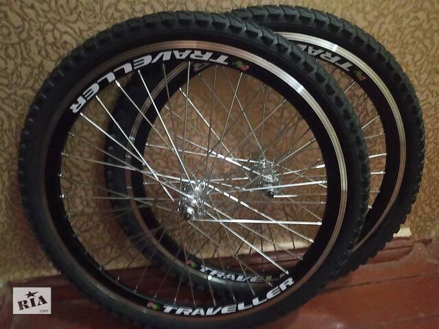 бу Вело колеса 20 дюймів на вело причіп комплект в Харкові