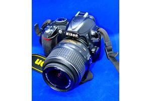 Фотоаппарат зеркальный Nikon D3100
