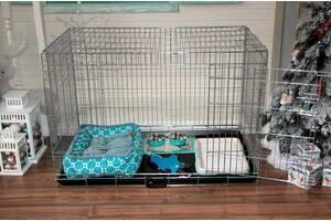 Клетка, переноска, домик для собак кошек №4, 78х55х62h