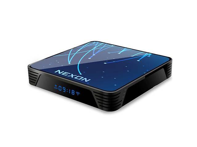 Смарт ТВ-приставка M8S Android TV Box.