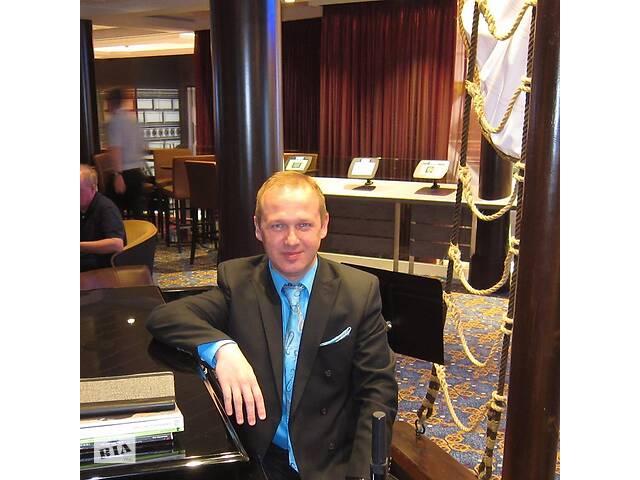 купить бу Предлагаю свои услуги, как пианист, музыковед, музыкальный критик. в Киеве