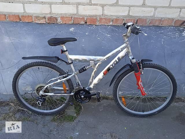 купить бу Велосипед С Германии CYCLE Алюминиевый в Турийске