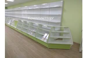 Новая торговая витрина универсальная. Доставка по Украине.