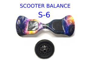 Гірocкутер 10 дюймів S-6 Smartway Pro mini segway smart scooter balans power board міні сігвей гіроборд оптом