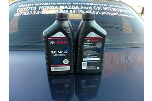 00279-1QT5W Оригинальное моторное масло Toyota Motor Oil SAE 5w-30, 946мл