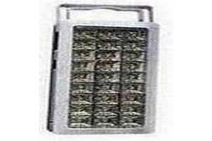 Ліхтарик світильник YJ-6818B 27Led заряджається від 220