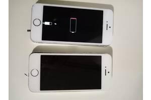 Продажа телефонов 2 айфонов 5s на 16гб(оригинал)