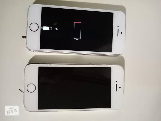купить бу Продажа телефонов 2 айфонов 5s на 16гб(оригинал) в Краматорську