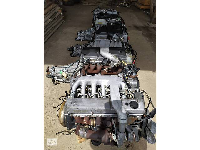 продам Двигун Мотор Двигатєль до Мерседеса 124; 210 - 2.5D, 2.5TD, 3.0, 3.0TD бу в Любешове