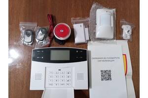 Беспроводная Wifi-GSM сигнализация для гаража, дачи, квартиры