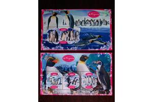 Красивые марки фауна Пингвины Тюлени