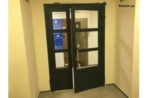 Алюмінієві двері і вікна від виробника в Києві