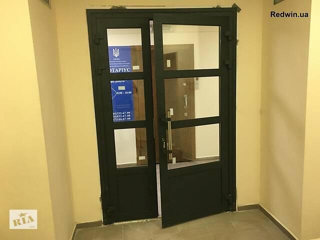 продам Алюминиевые двери и окна от производителя в Киеве бу в Киеве