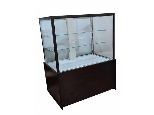 Витрина холодильная кондитерская Днепроторг куб напольная новая- объявление о продаже  в Днепре (Днепропетровск)