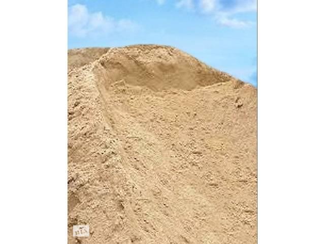 купить бу Пісок річковий, кар'єрний, щебінь і т.д. в Кривому Розі