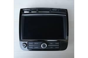 Монитор для мультимедиа RNS 850. VW Touareg 7P рестайл. 7P6919603J