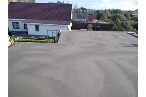Заливка бетону. Бетонні стяжки