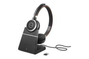 Jabra Evolve 65 Stereo MS + База (6599-823-399)