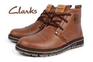 Чоловічі черевики і напівчеревики Clarks  купити Ботинок чоловічого ... c4deb21e75bbe