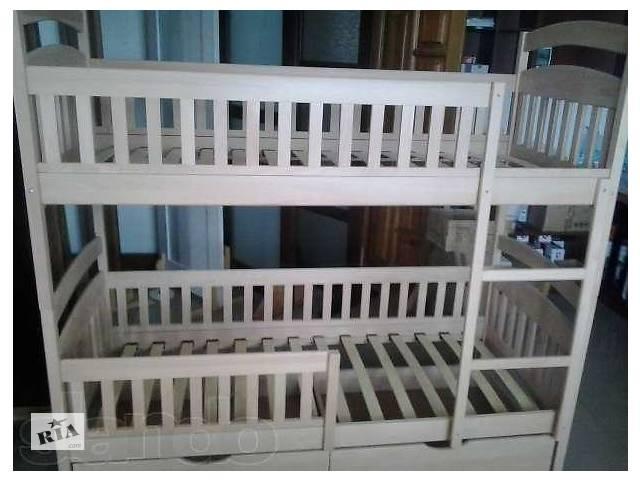 Двухъярусная кровать-трансформер Карина- объявление о продаже  в Днепре (Днепропетровск)