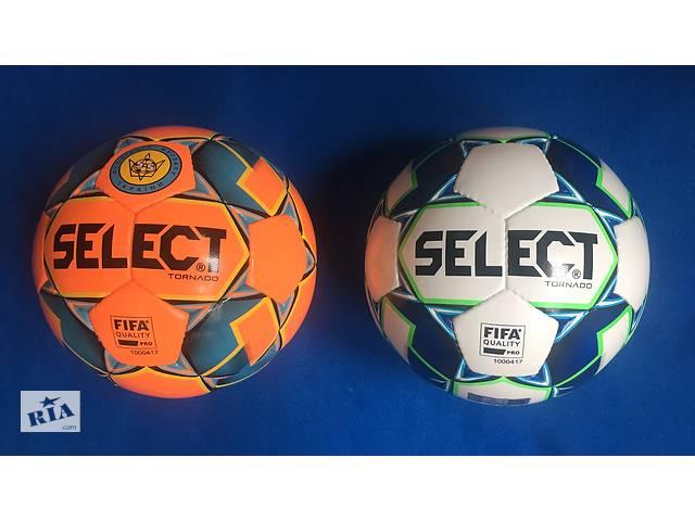 продам М'яч для футзалу (міні-футболу) SELECT TORNADO FIFA (розмір 4) бу в Києві