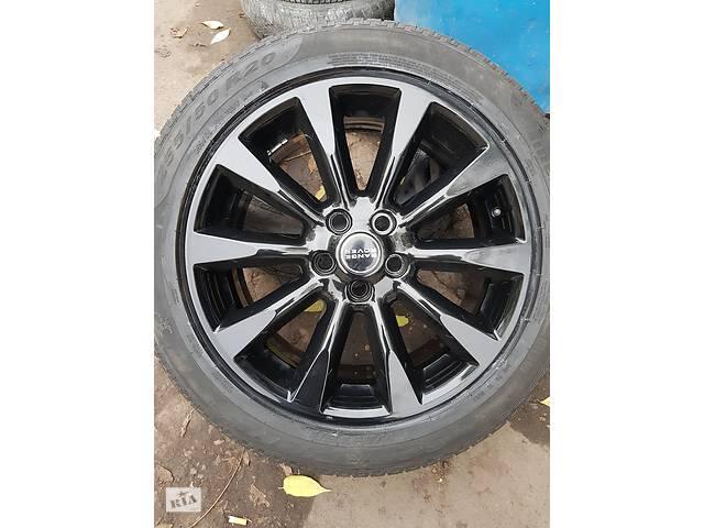 бу Продам оригинальные диски R 20 - Land Rover Range Rover Sport шины зима 255.50. R 20 в Одесі