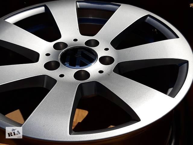 купить бу Литые диски VW PASSAT B7 R16 !! в Бердичеве