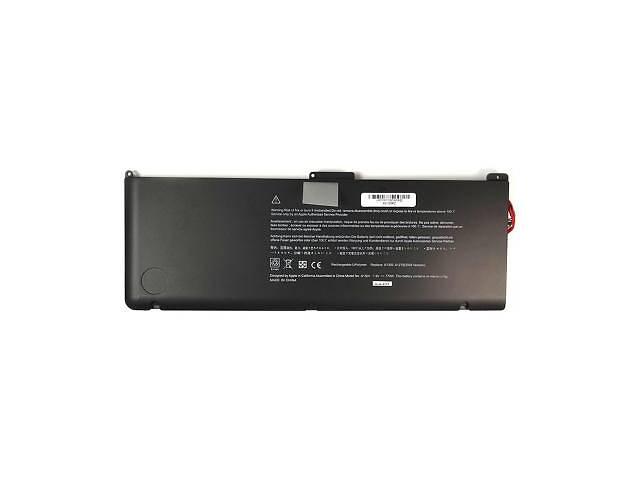 "купить бу Аккумулятор для ноутбука APPLE MacBook 17"" (A1309) 7.4 V 77Wh PowerPlant (NB420087) в Харкові"