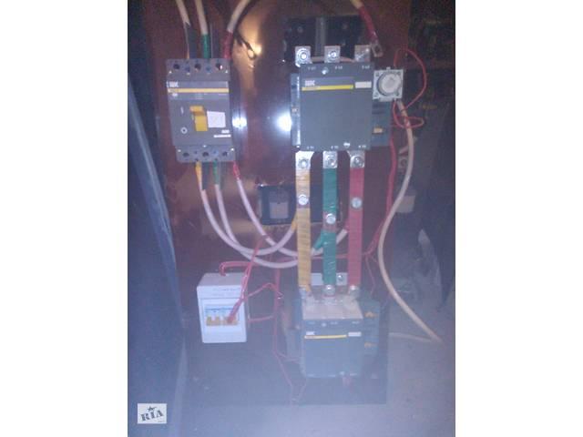 продам Автоматический выключатель IEK ВА88-35, 3Р, 250А, контактор КТИ 5225 (225 А), система АВР бу в Киеве