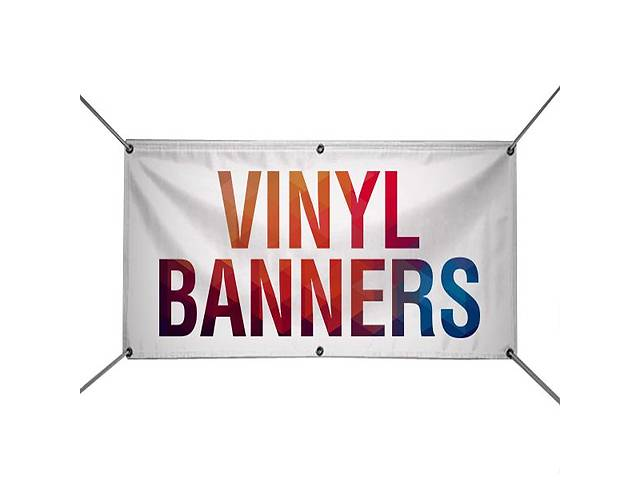 купить бу Баннер, литой виниловый банер в Херсоне