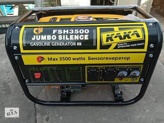 Генератор бензиновый, Электростанции 3.5 Квт
